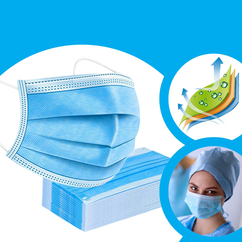 type 2 surgical disposable facemasks