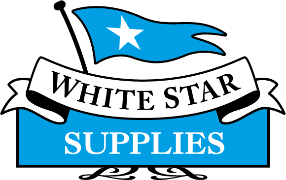 white star supplies logo